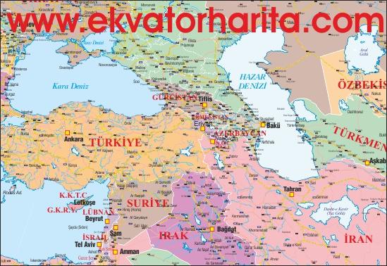 Azerbaycan Yol Haritasu0131.